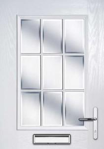 Knightsbridge Composite Door Master